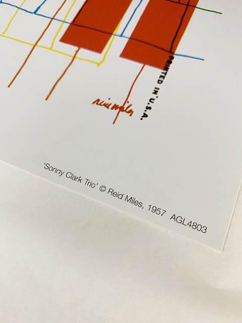 Sonny Clark Trio(リード マイルス)