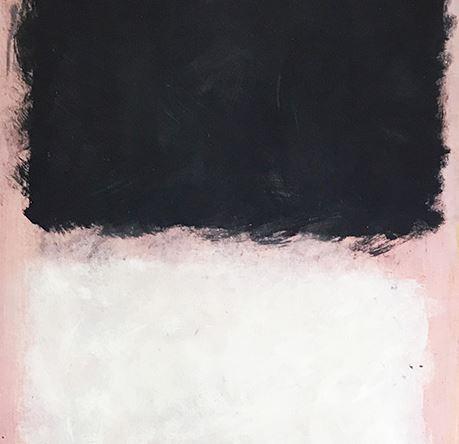 Untitled 1967(マーク ロスコ)