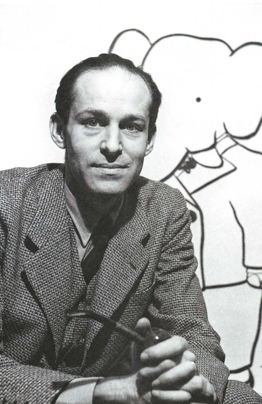 Babar 1986年(ジャン ド ブリュノフ)