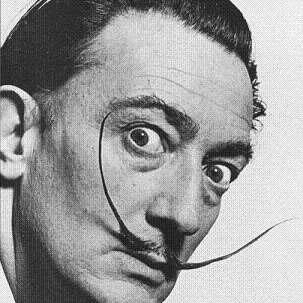 記憶の固執 (柔らかい時計) 1931年(サルバドール ダリ)【f】