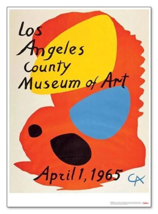 Los Angeles County Museum of Art(アレクサンダー カルダー)