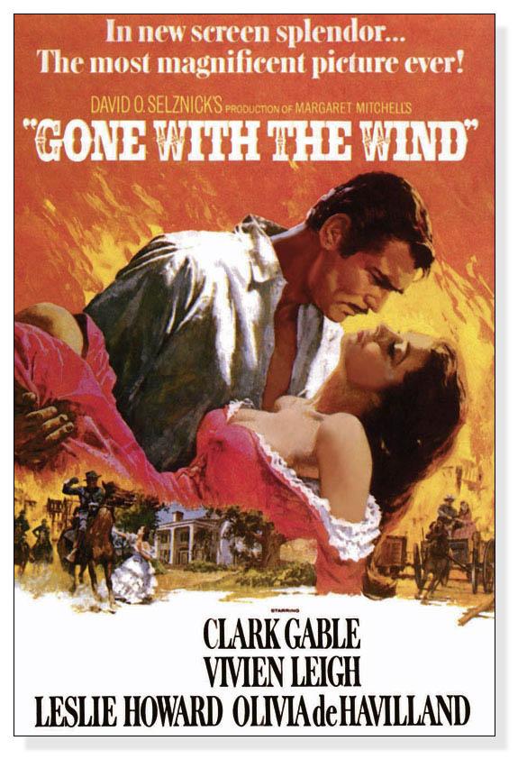 額装済30%OFF/Gone with the Wind/ノーネーム/ポスター(ノーネーム)