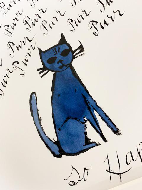 So Happy、 ca. 1958(アンディ ウォーホル)【f】