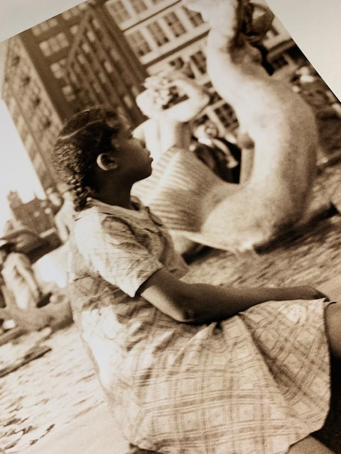 Hot Summer in the City 1940(ジョン バション)