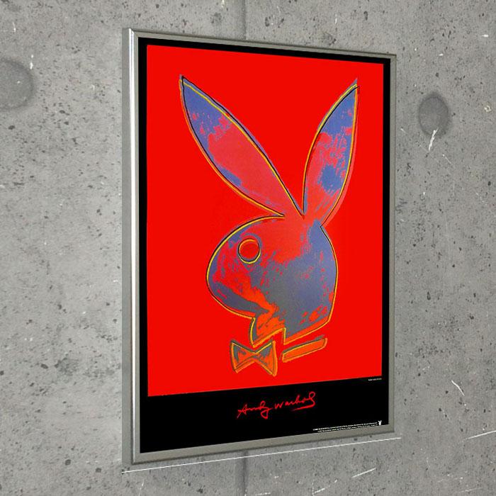 特別額装品/アンディ・ウォーホル Playboy 1999年(アンディ ウォーホル)