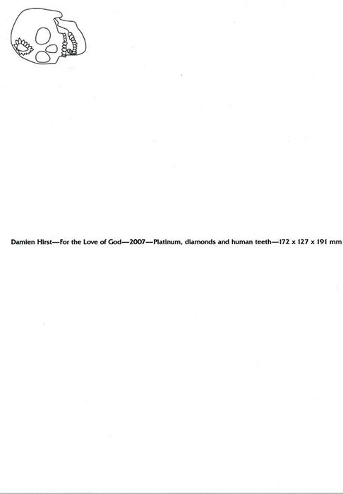 限定特殊マット額装品/ダミアン・ハースト/ダイヤモンドスカル02(ダミアン ハースト)