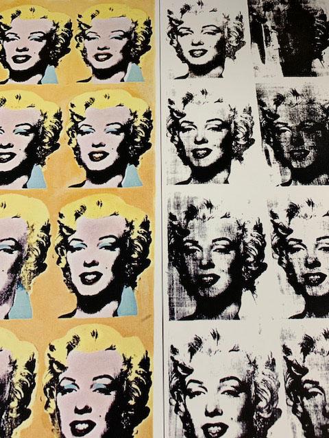 Marilyn Monroe 1962 (50 Images)(アンディ ウォーホル)