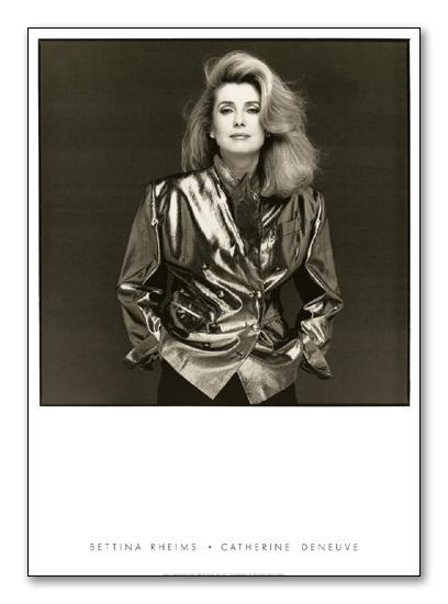 カトリーヌ ドヌーヴ Paris 1988(ベッティナ ランス)