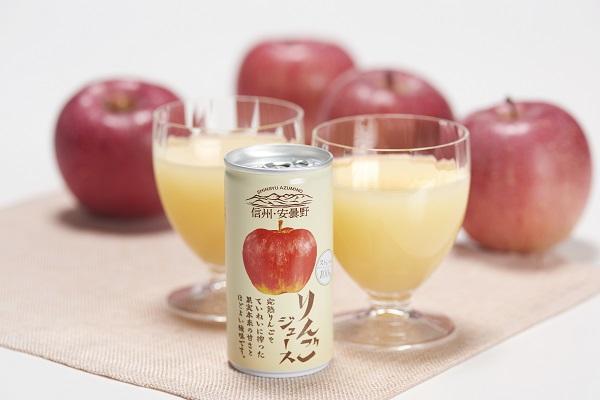 信州・安曇野 りんごジュース 2017R  30缶入