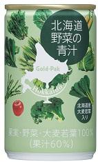 北海道野菜の青汁 160g×15缶入