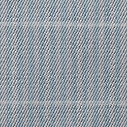 ニーチェアエックス シキリ 交換用シート / ブルーグレー簾