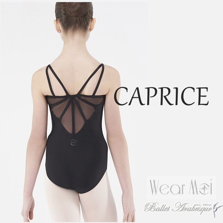 【Wear Moi ウェアモア】 CAPRICE カプリス (子供 バレエレオタード)