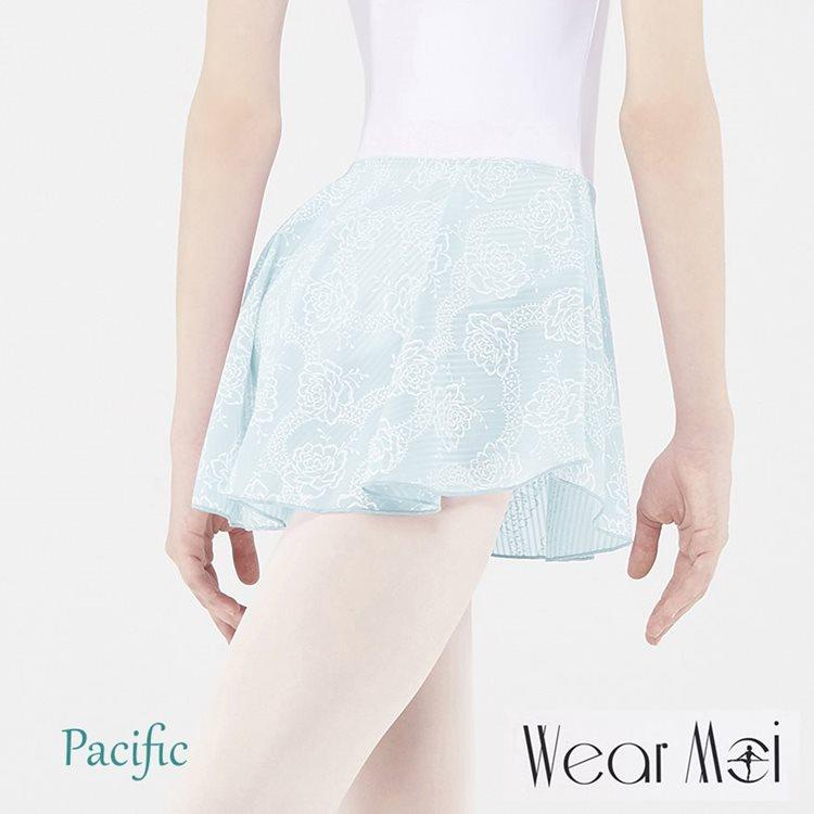 【Wear Moi ウェアモア】ABELIA アベリア【子どもバレエスカート】プルオンスカート