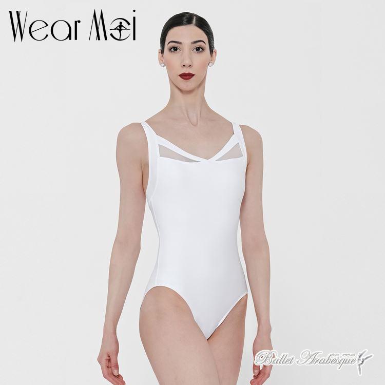 【Wear Moi ウェアモア】CYPRES シプレ 【大人バレエレオタード】