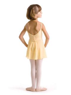 セール 【Mirella ミレラ】 MS12CH バレエスカート 【子供バレエスカート】