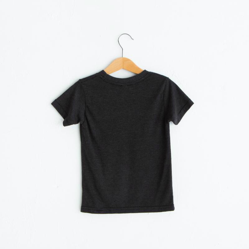 GeeWhiz embos ghost/トライブレンド半袖Tシャツ