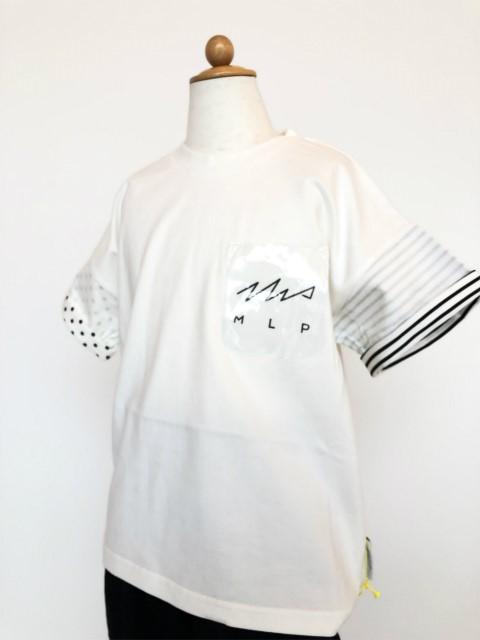 MoL MLP 定番pocketTシャツ