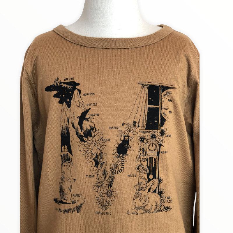 marbleSUD kids Tシャツ M