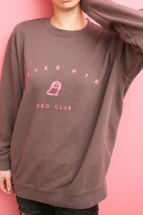 GeeWhiz NEVERDIE PRO CLUB/トレーナー