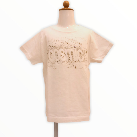 marbleSUD kids cosmicTシャツ