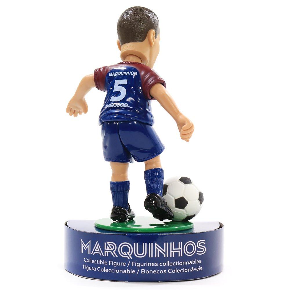 パリ・サンジェルマンFC マルキーニョス(Marquinhos) コレクティブル アクションフィギュア [TF6820]
