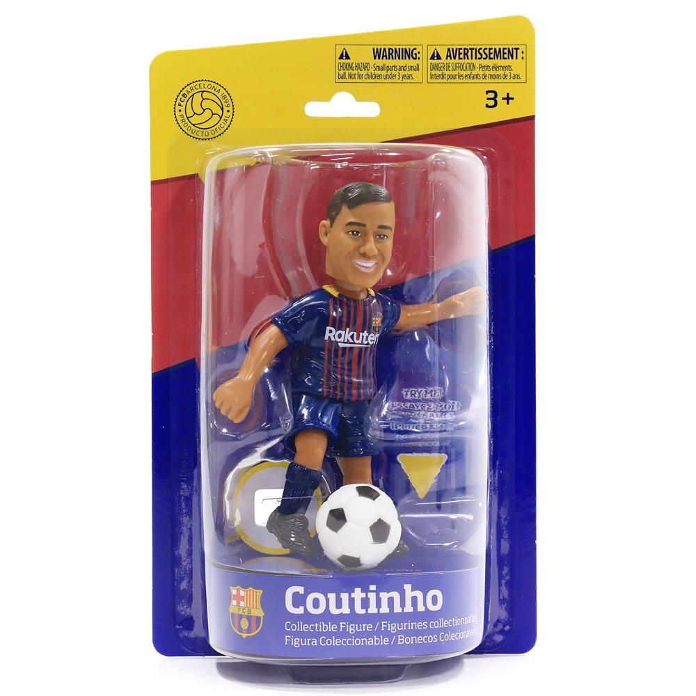 FCバルセロナ フィリペ・コウチーニョ(Philippe Coutinho) コレクティブル アクションフィギュア [TF8008]