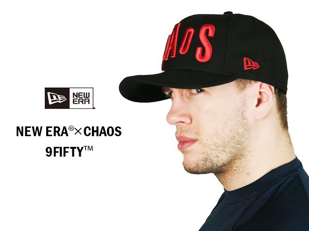 新日本プロレス NJPW NEW ERA(R) × CHAOS 9FIFTY(TM) キャップ 帽子
