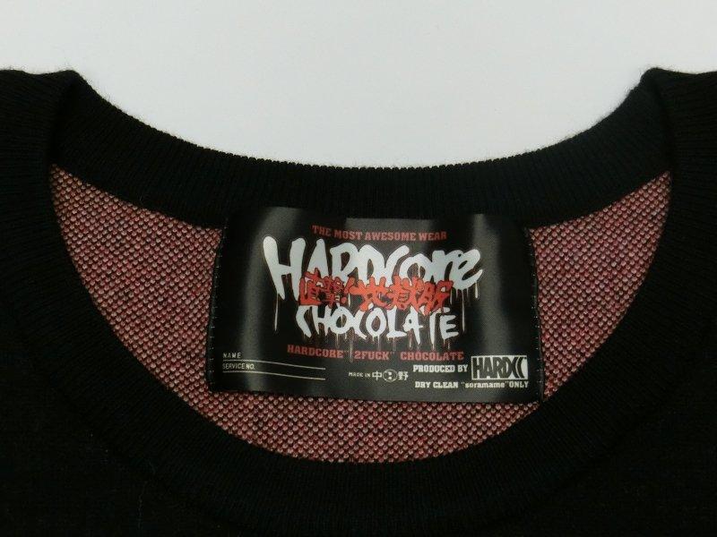 [決算セール] 犬神家の一族(THE INUGAMI FAMILY) ニットセーター2020AW Hardcore Chocolate/ハードコアチョコレート
