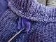 USED 【Gramicci】 グラミチ 旧タグのスウェット生地のコットンショーツ USA製 薄紫 XL pad839