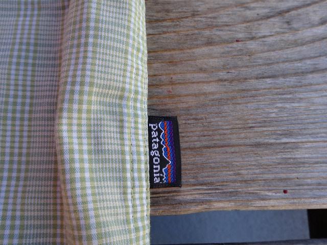 USED 07年製 パタゴニア アイランドホッパーシャツ GUS S ssc471