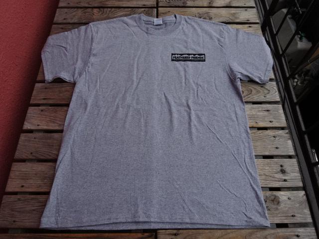 新品 2021SS フェザードフレンズ EIDER 1989 Tシャツ アスレチックヘザー XL tsg380