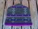 美USED パタゴニア 92年フランス製 キャプリーンウールハット コニファー柄 ワンサイズ ach696
