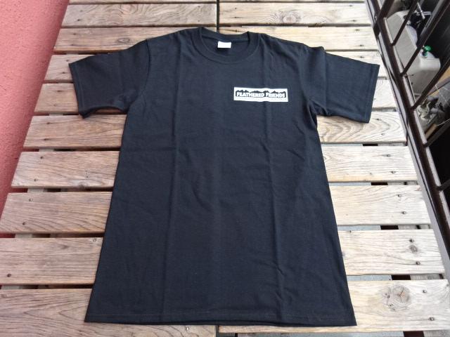 新品 2021SS フェザードフレンズ EIDER 1989 Tシャツ ジェットブラック S tsg385