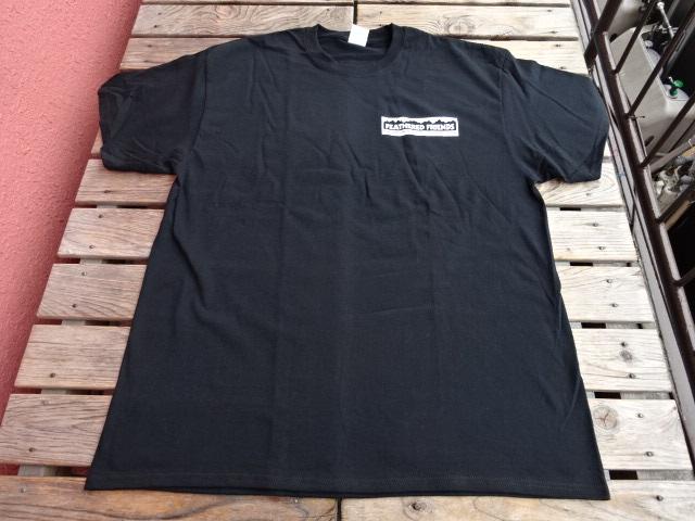 新品 2021SS フェザードフレンズ EIDER 1989 Tシャツ ジェットブラック XL tsg388