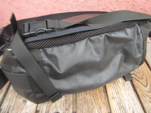 USED オーバーランド 90年代 メッセンジャー 黒 baf599
