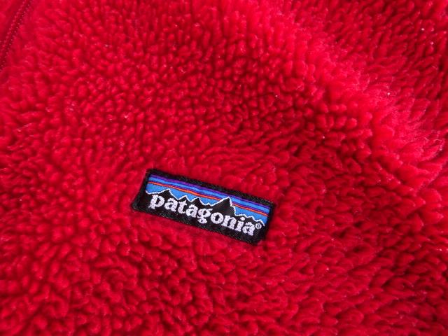USED パタゴニア レトロXベスト 97年 USA製 バーントチリ M jks816