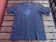 USED 97年製のプラナ 【PRANA】 スターバーストTシャツ ロゴT USA製 紺系 L tsg137