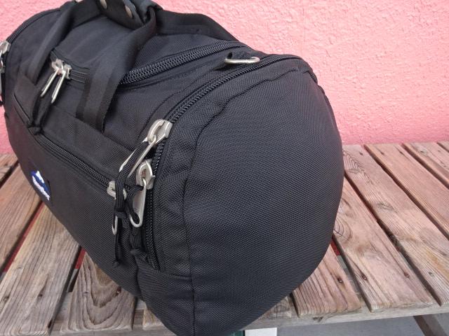 USED ブレントレー 2000年代 USA製 バリスティックナイロン ダッフルバッグ 黒 bah324