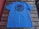 USED 15年製 パタゴニア リベットロゴ コットンポリTシャツ 水色 M tsg145
