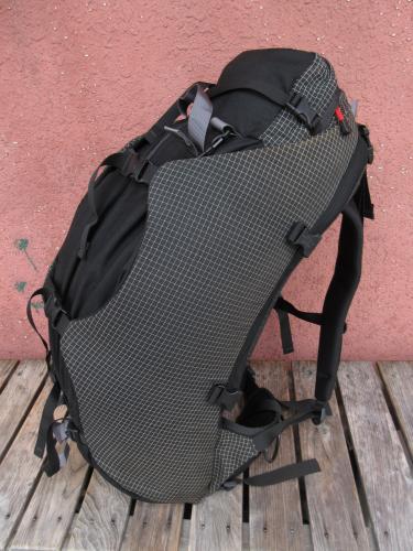 USED OSPREY オスプレー 99年頃 バックサイドプロ L アメリカ製 bag552