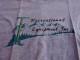 USED 17年頃のREI クラシック ヘリテージロゴTシャツ グレー系 M tsg148