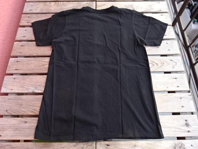 USED 2019年頃製 フェザードフレンズ マウンテンTシャツ 黒 M tsg150