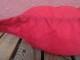 USED 89年頃製 ケルティ 【KELTY】 刺繍ロゴ ウエスト ファニーパック 赤 bah099