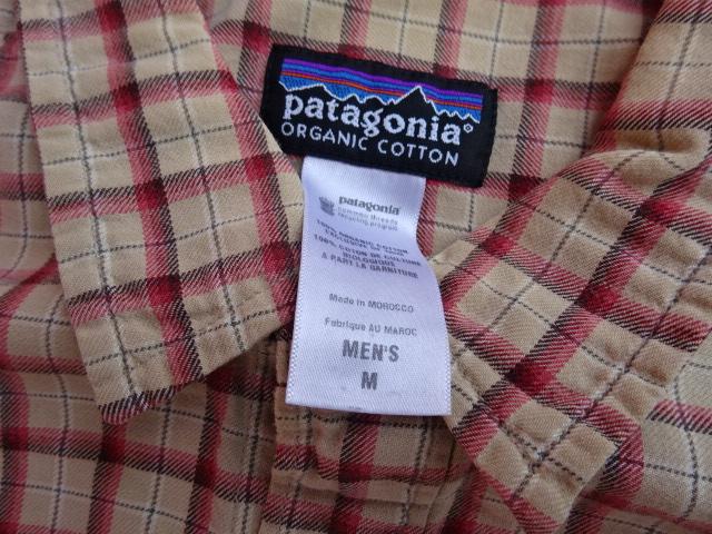 USED パタゴニア 2009年製 ピマコットン(フランネル)シャツ ARK M ssc365