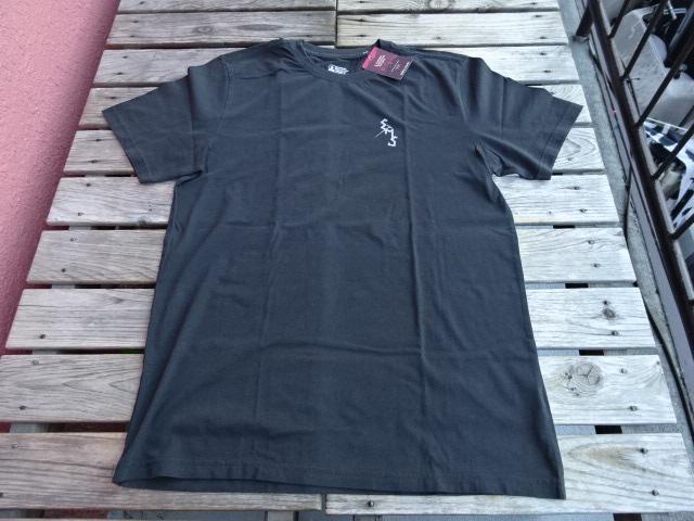 新品 【EMS】 アイスアックス ヘリテージロゴTシャツ イースタンマウンテンスポーツ ダークグレー M tsg519