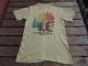USED ビンテージ 【Marmot】 マーモットマウンテンワークス ロゴTシャツ 80年頃 イエロー S tsf935