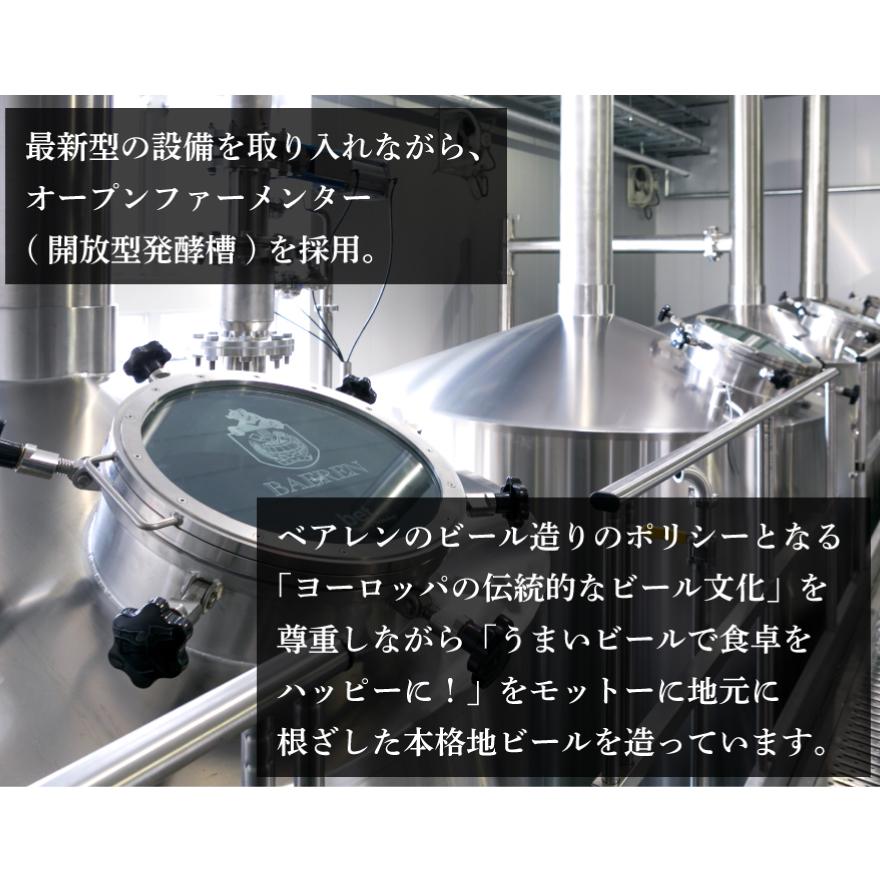[送料無料][他商品と同梱不可][ラッピング・熨斗・メッセージカード不可] ベアレン醸造所 缶ビール ザ・デイ2種6本 トライアルセット KB