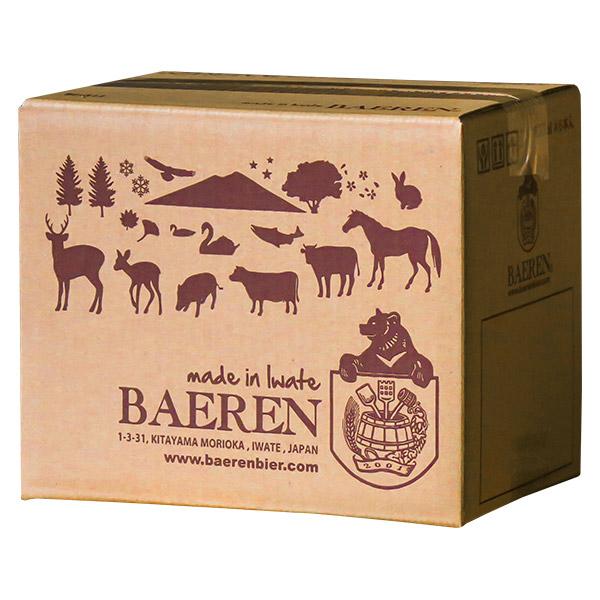 ベアレン醸造所 チョコレートスタウト 330ml瓶 1本単位