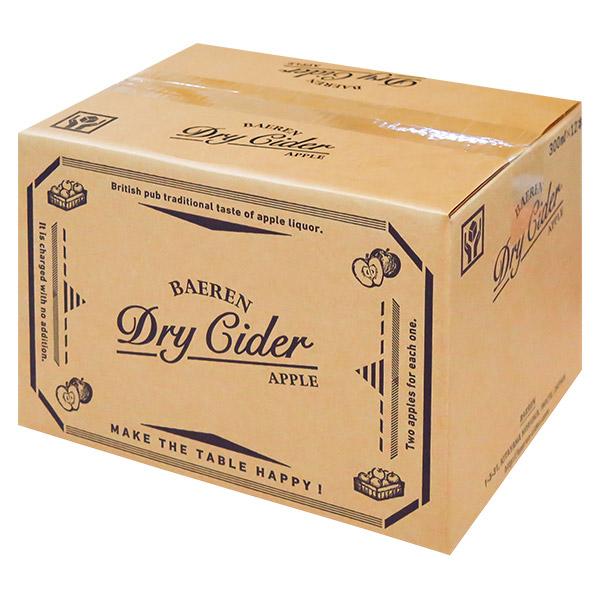 【1本当たり10円お得】 ベアレン醸造所 ドライサイダー 2020 300ml瓶 12本セット