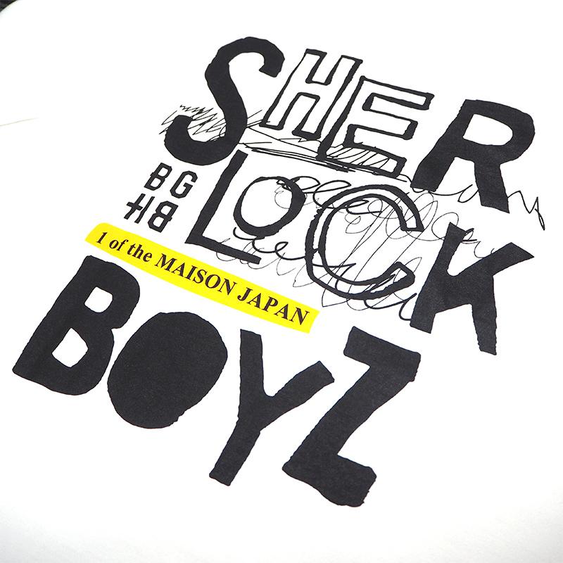 19'SHERLOCK BOYZ-LTS